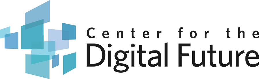 Center for the Digital Future Logo