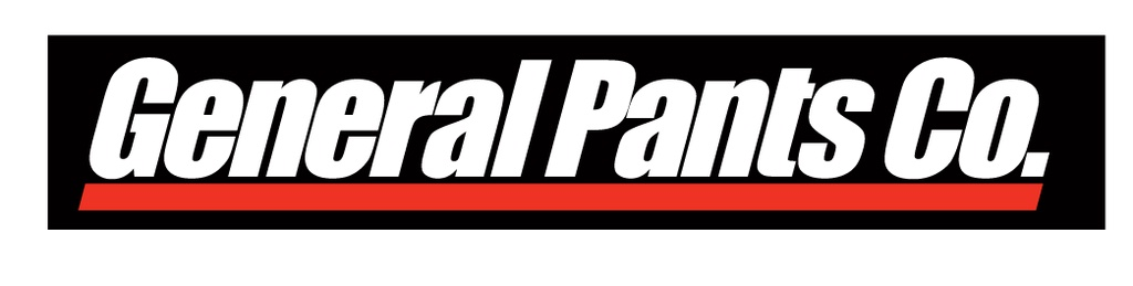 General Pants Co. Logo
