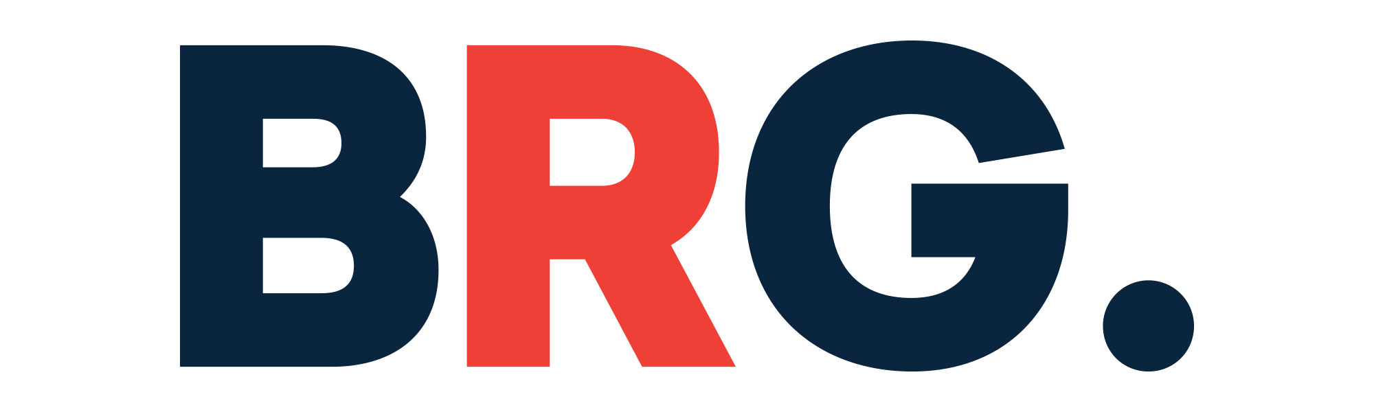 Big Red Group (BRG) Logo